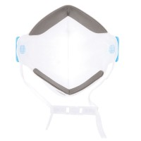 Atemschutzmaske FFP3 NR, ohne Ventil, vertikal faltbar| PP - 10 Stück