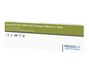 BOSON Antigen Schnelltest Nase/ Rachen SARS-CoV-2 Medicovid-AG®