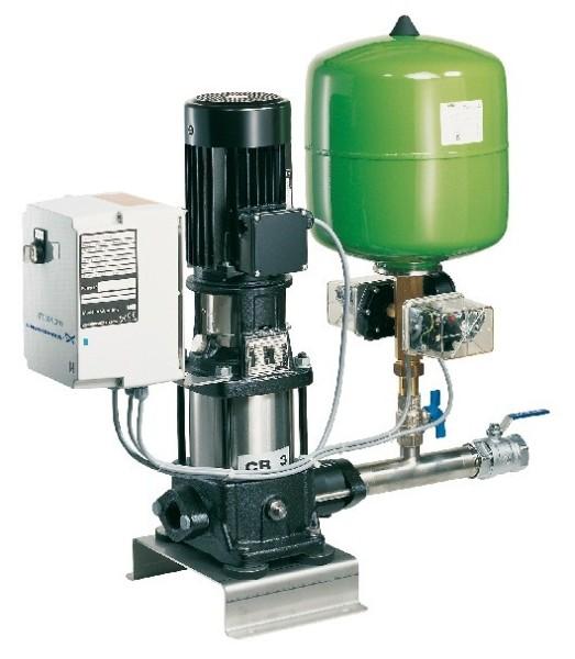 Pumpenanlage, Druckerhöhungsanlage wasser