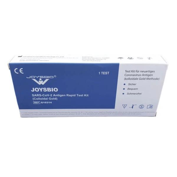 JOYSBIO Sars-CoV-2 Antigen Rapid Test Kit (Spucktest)1er