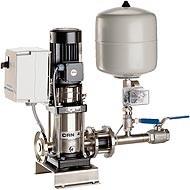 Druckerhöhungsanlage für wasser, Boosterstation, Pumpenanlage