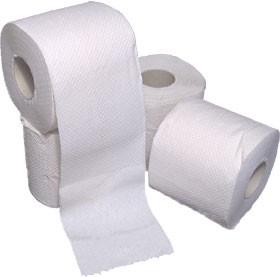 Toilettenpapier 2 lagig