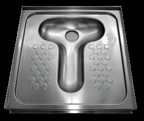 Türkisches Hock WC